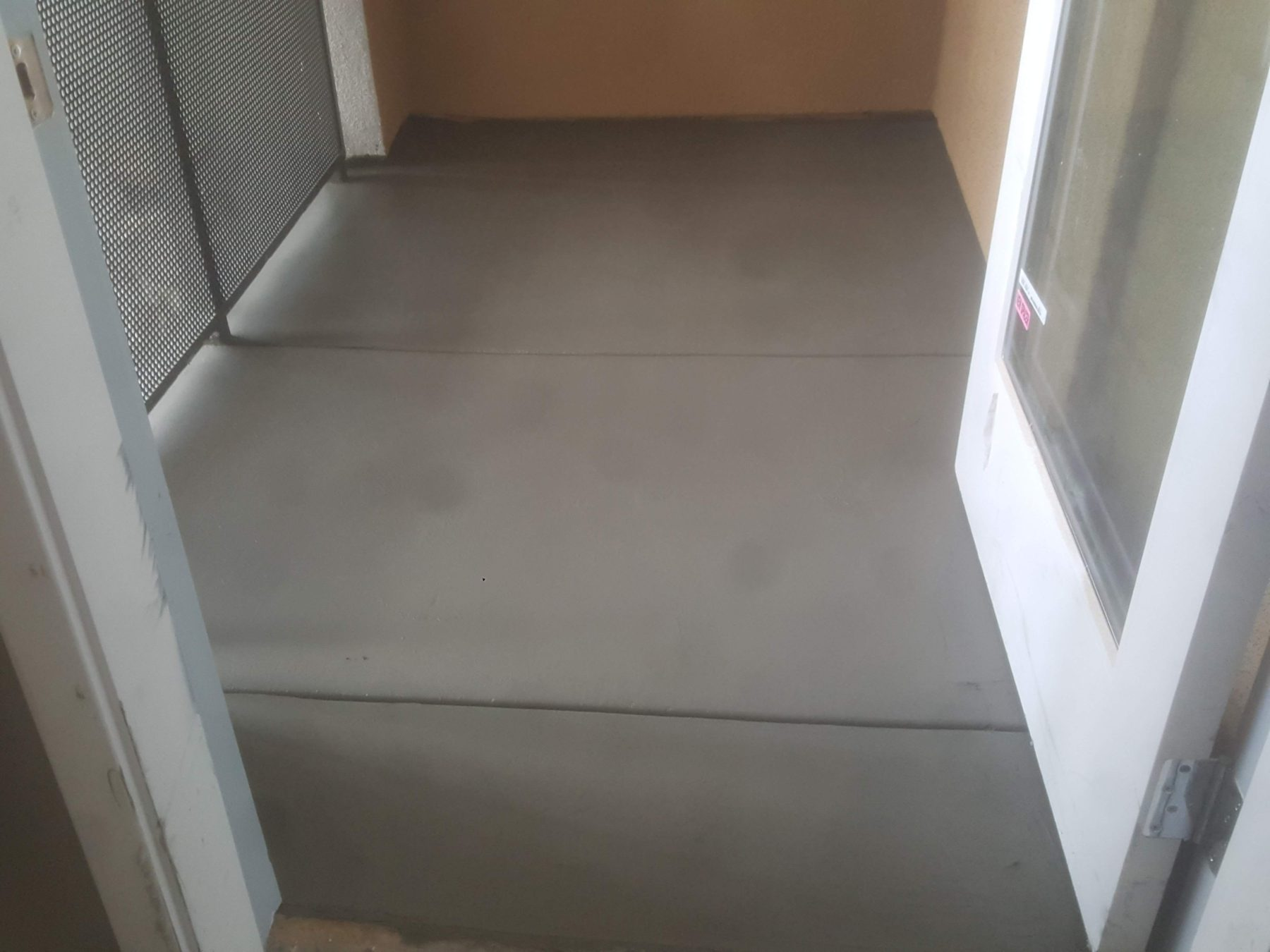 Floor Leveling Lightweight Concrete Contractors Gyp Fill